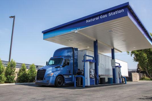 NATURAL GAS TRUCKS - Velocity Vehicle Group